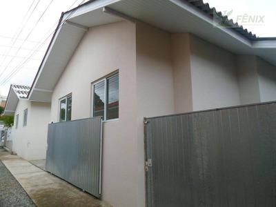 Casa Residencial Para Locação, Boa Vista, Curitiba. - Ca0116