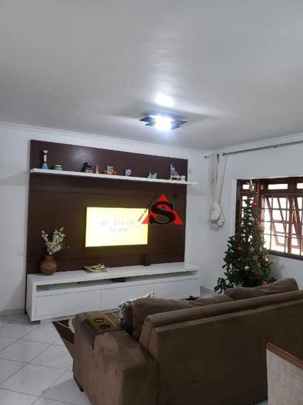 Sobrado Com 3 Dormitórios À Venda, 140 M² Por R$ 815.000 - Cambuci - São Paulo/sp - So4923
