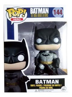 Muñeco Batman Símil Funko Pop! #144 Articulado 9 Cm