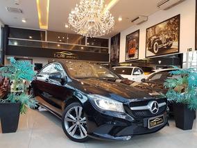 Mercedes-benz Classe Cla 1.6 Urban Turbo Flex 4p