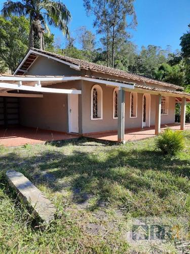 Chácara Para Venda Em Ribeirão Pires, Itrapoá, 2 Dormitórios, 5 Banheiros, 10 Vagas - 322_2-1177729
