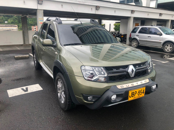 Renault Duster Oroch 2.000cc --2017