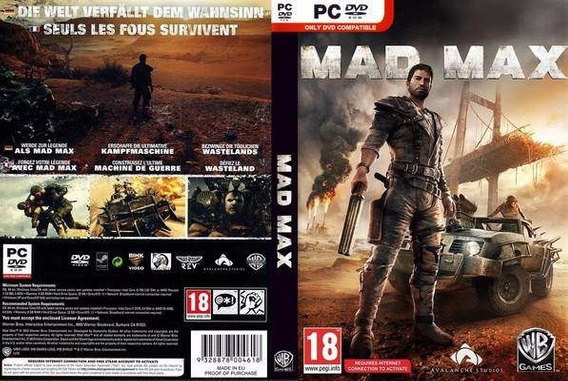 Mad Max Offline
