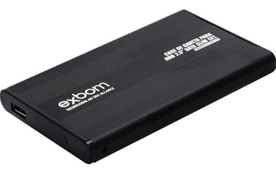 Case Externo De 120gb Usb 2.0 Compacto De Bolso Oferta