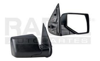 Espejo Ford Explorer 2008-2009sport Trac Elec C/luz Inf Ngro