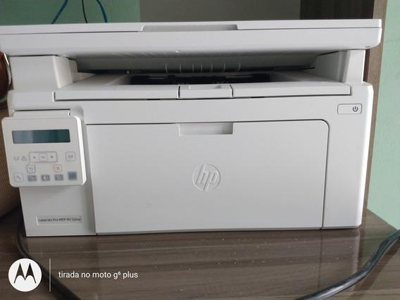 Impressora Multifuncional Hp M 132 Nw
