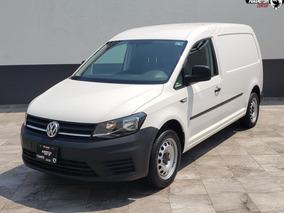 Volkswagen Caddy Van Maxi Blanco 2018