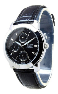 Reloj Casio Mtp-1192e-1a Hombre Envio Gratis
