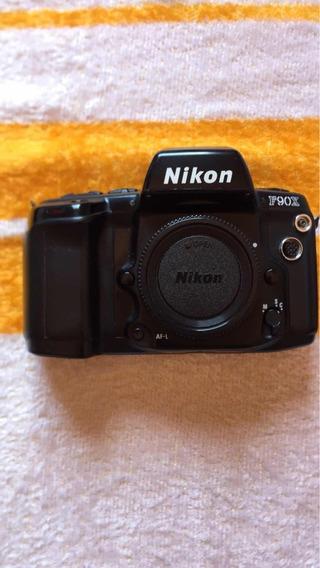 Nikon F90x - Analógica
