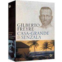 Livro - Casa Grande E Senzala Gilberto Freyre Envio Imediato