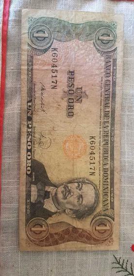 Un Peso Oro Dominicano