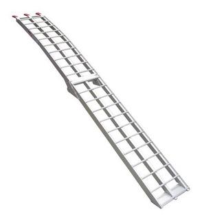 Rampa Plegable De Aluminio 750 Lbs Ligera