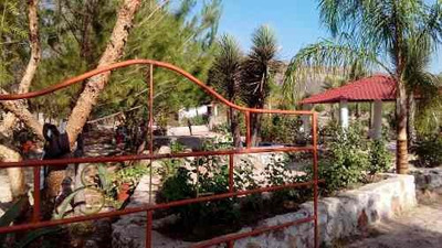 20,000m2 De Terreno Cuenta Con Casa - Habitación. Municipio Rincón De Romos; Ags
