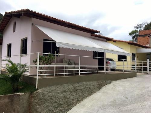 Imagem 1 de 15 de Casa De Condominio Em Vila Margarida  -  Miguel Pereira - 2026