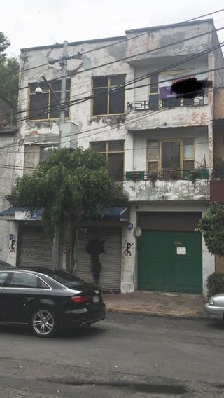 Casa Con 3 Departamentos En San Miguel Chapultepec.