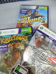 Jogos Xbox 360 Originais Combo 3 Jogos Para Kinect