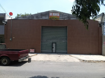 Rento Bodega Guadalupe Luz Trifasica Oficinas De Dos Pisos