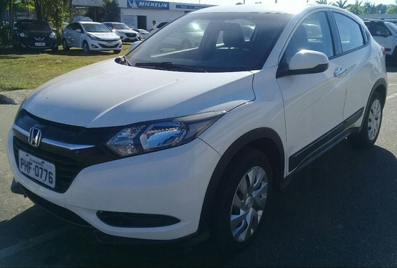 Honda Hrv 1.8 16v Flex Lx 4p Manual 2015/2016