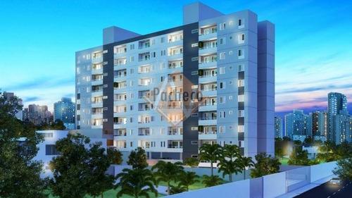 Imagem 1 de 15 de Apartamento Na Vila Carmosina, 2 Dormitórios, 38 M², R$ 205.000,00 - 1748