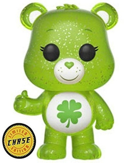 Funko Pop Good Luck Bear 355 Limited Chase Edition!