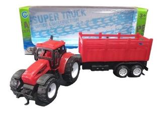 Tractor Rural - Aj Hogar