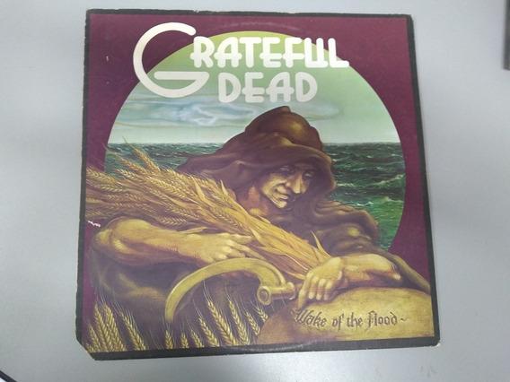 Lp Original Grateful Dead - Wake Of The Flood - Americano