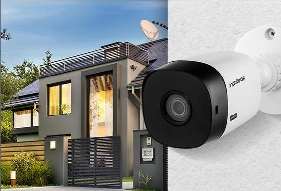 Camera Intelbras Vhl 1120 B - 720p C/ Infravermelho