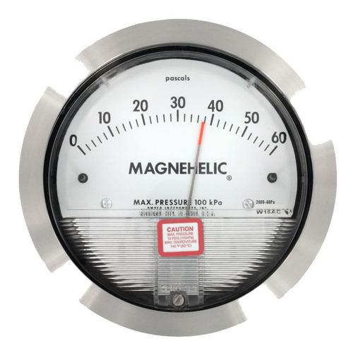 Manómetro Diferencial Magnehelic 2000-60pa Dwyer 0/60pa