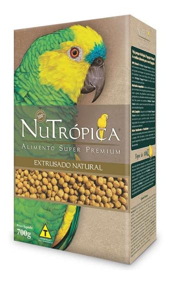 Nutrópica Papagaio Ração Natural - 700g