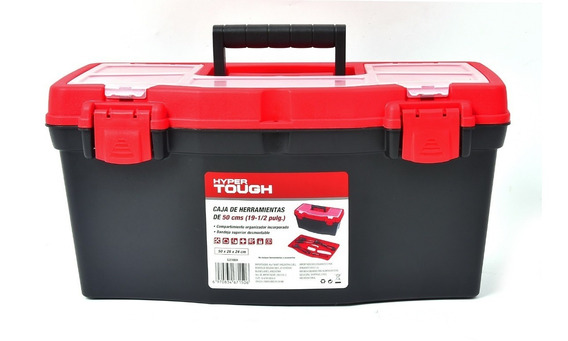 Caja Organizadora Para Herramientas 19 1/2 Handi Works 50 Cm