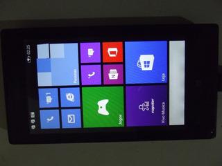 Celular Microsoft Lumia 435 Dual Com Visor Rachado E Tampa