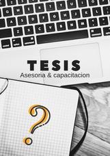 Asesoría De Tesis Y Trabajos De Investigación