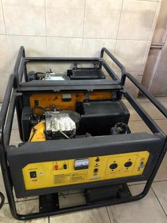 Generador Gamma 7500 A Gas De Red O Garrafa