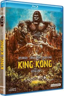 Blu-ray King Kong (1976)
