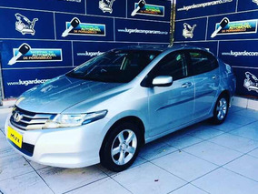 Honda City 1.5 Ex Flex 4p 2012