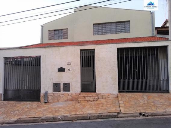Casa A Venda No Bairro Jardim Leonor Em Campinas - Sp. - 2056-1