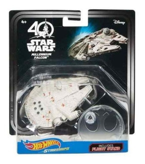 Hot Wheels Star Wars Millennium Falcon 40th Anniversary