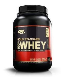Whey Proten Optimum On - Gold Standard 909g - Pronta Entrega