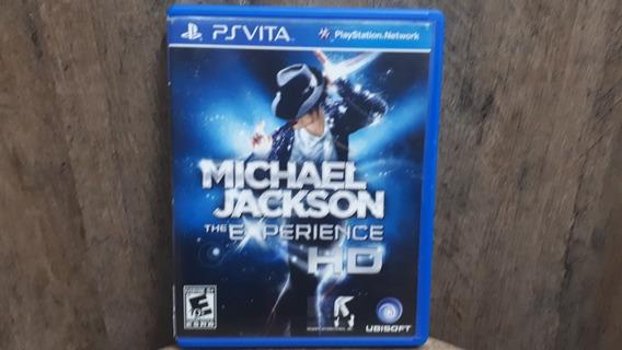 Michael Jackson The Experience Psvita