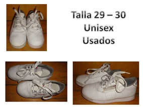 Zapatos Deportivos Para Niños Usados 29-30