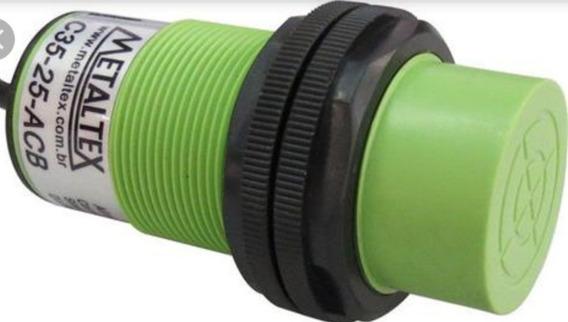 Sensor Capacitivo C35-25-acb 90-250vac 1nf 2 Fios
