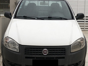 Fiat Strada Working 2013 Só R$ 25.900