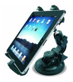 Suporte Veicular Tablet 11 iPad Gps Ventosa Vidro Automotivo