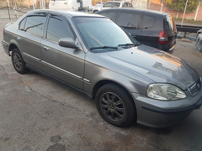 Honda Civic 1.6 Lx 4p 2000 Completo