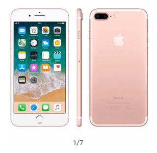iPhone 7 Plus 256gb Usado Original E Na Caixa Desbloqueado