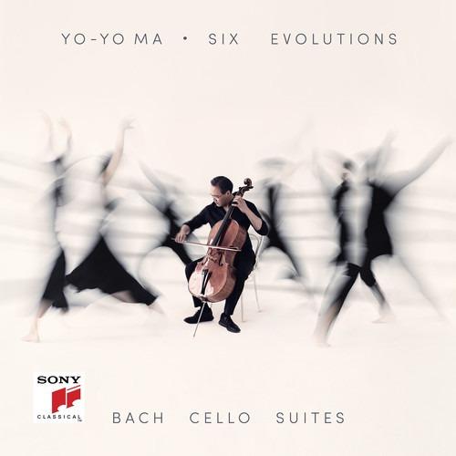 Yo-yo Ma Six Evolutions - Bach: Cello Suites Lp Us Imp
