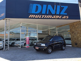 Chevrolet Tracker 2.0 4x4 16v Gasolina 4p Manual 2008/2008
