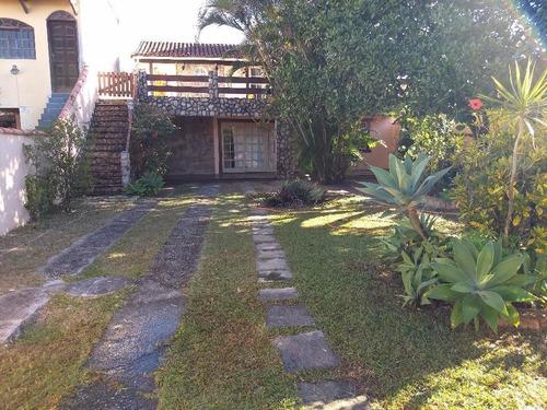 Casa Com 5 Dormitórios À Venda, 294 M² Por R$ 800.000,00 - Recreio - Rio Das Ostras/rj - Ca1327