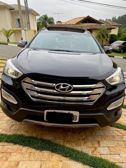 Hyundai Santa Fé 3.3 7 Lugares Gasolina 4p Automático 2014