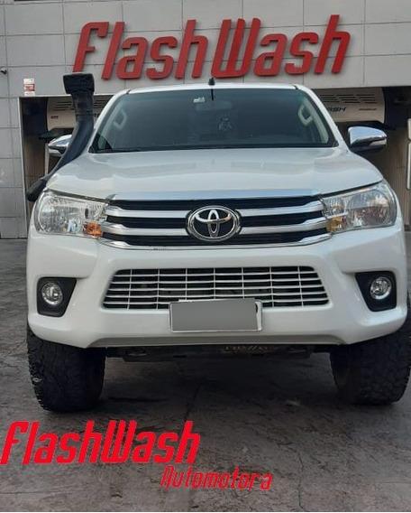 Toyota Hilux Dcab Srv 4x4 2.8 At 2.8 2017